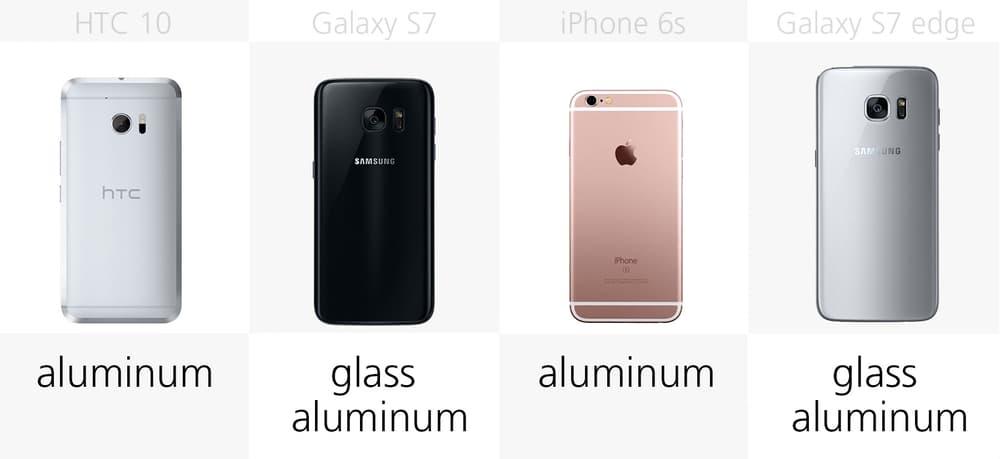 Корпус смартфонов