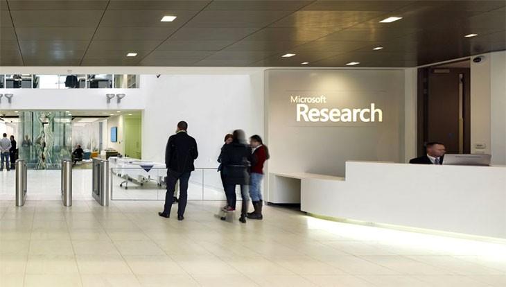 Офис Microsoft Research