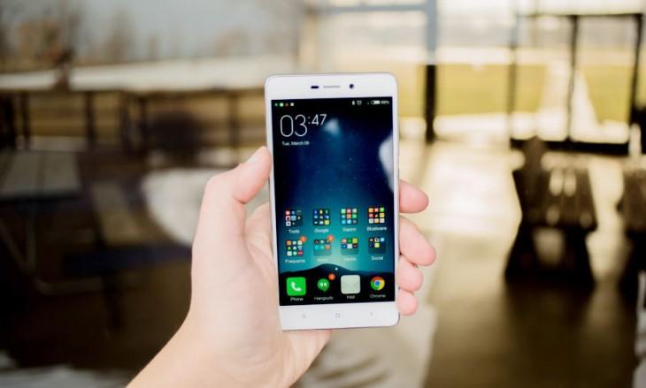 Смартфон Xiaomi Redmi 3 от китайского гиганта